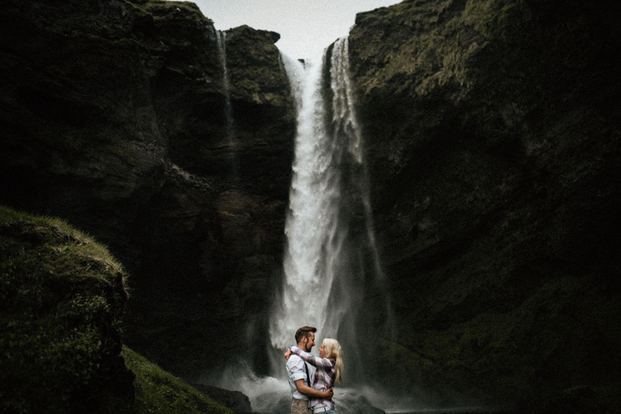 Wedding proposal Iceland - Timo Hess Fotografie - Hochzeitsantrag Island - Hochzeitsfotograf Würzburg - Destinationwedding