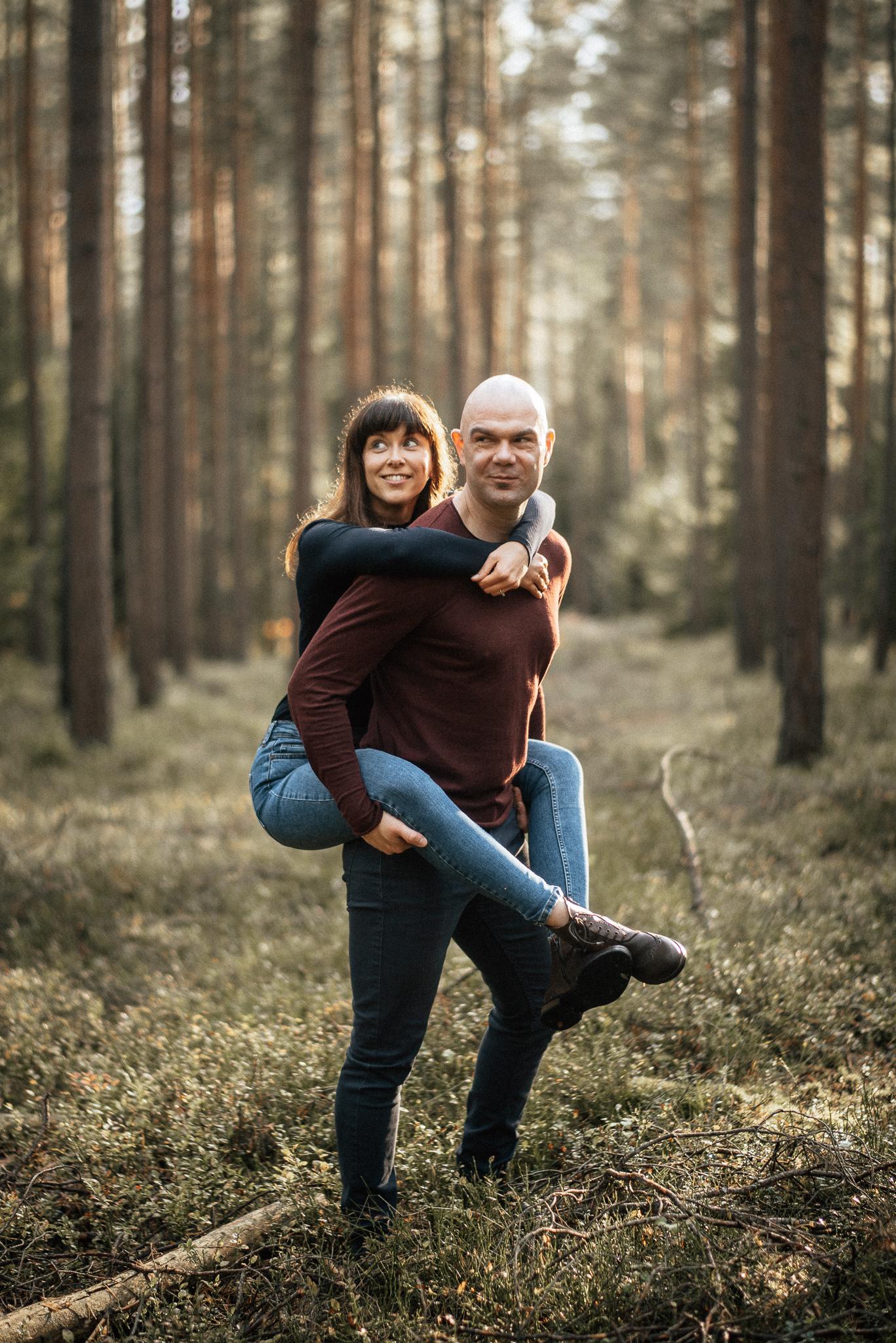 Timo Hess Fotografie Hochzeitsfotograf Coburg Erfurt Leipzig Engagementshoot Mit Franzi Und Christoph Im Thüringer Wald (1 Von 91)