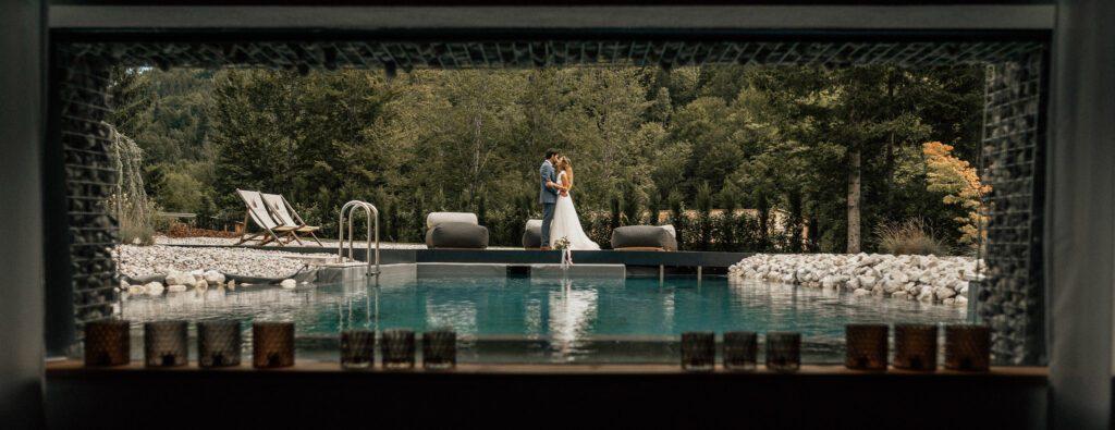 Timo Hess Fotografie - Hochzeitsfotograf Coburg - Hochzeitsfotograf Österreich - Debbie & Woifi Freie Trauung in den Alpen - Berghochzeit